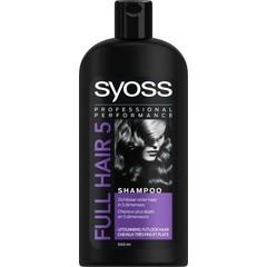 Syoss Full Hair 5 shampoo (500 ml)