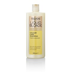 Provoke Shampoo liquid blonde colour care (400 ml)