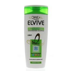 Loreal Elvive shampoo multivitamines 2 in 1 ()
