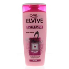 Loreal Elvive shampoo nutri gloss glans (250 ml)