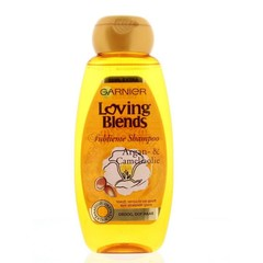 Garnier Loving blends shampoo argan & camelia (300 ml)