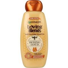 Garnier Loving blends shampoo honing goud (300 ml)