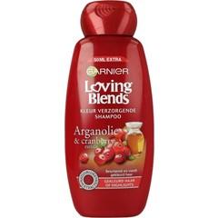 Garnier Loving blends shampoo cranberry (300 ml)