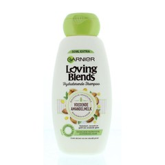 Garnier Loving blends shampoo amandel (300 ml)