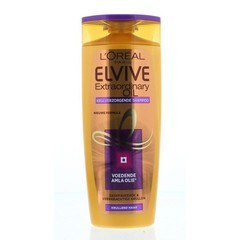Loreal Elvive shampoo krul verzorgend extraordinary oil (250 ml)