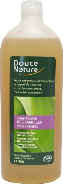 Douce Nature Shampoo familie luzerne (1 liter)