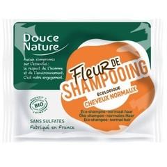 Douce Nature Shampoo bar normaal haar (85 gram)