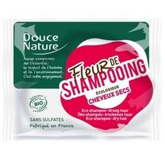 Douce Nature Shampoo bar droog haar (85 gram)
