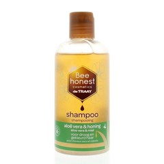 Traay Bee Honest Shampoo aloe vera / honing (250 ml)