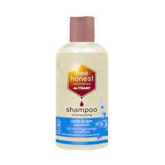 Traay Bee Honest Shampoo cade & tijm (250 ml)