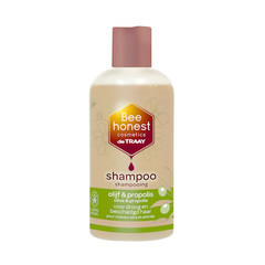 Traay Bee Honest Shampoo olijf & propolis (250 ml)