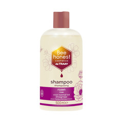 Traay Bee Honest Shampoo rozen (500 ml)