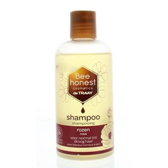 Traay Bee Honest Shampoo rozen (250 ml)