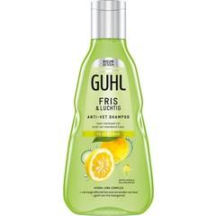 Guhl Shampoo fris & luchtig (250 ml)