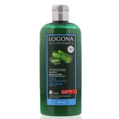 Logona Shampoo hydraterend bio aloe vera (250 ml)