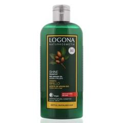 Logona Shampoo glans bio argan olie (250 ml)