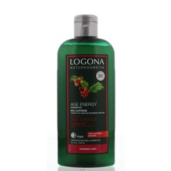 Logona Shampoo age energy bio cafeine (250 ml)