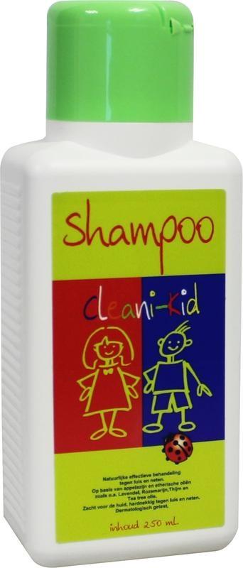 Cleani Kid Anti luis shampoo (250 ml)
