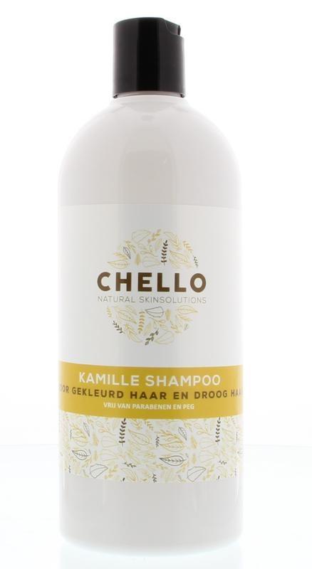 Chello Chello Shampoo kamille (500 ml)