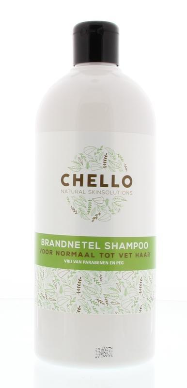 Chello Chello Shampoo brandnetel (500 ml)