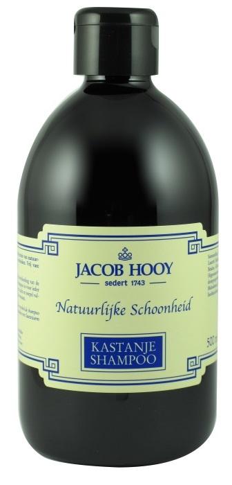 Jacob Hooy Jacob Hooy Kastanje shampoo (500 ml)