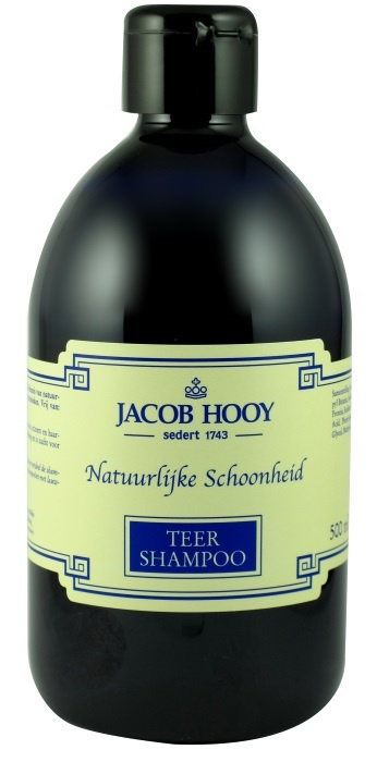 Jacob Hooy Jacob Hooy Teer shampoo (500 ml)