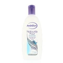 Andrelon Shampoo natuurlijk puur zuiver (300 ml)