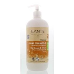 Sante Family bio sinaasappel kokos shampoo BDIH (500 ml)