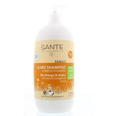 Sante Family bio sinaasappel kokos shampoo BDIH (950 ml)