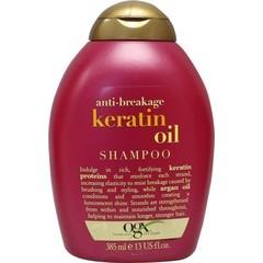 OGX Anti breakage keratin oil shampoo (385 ml)