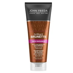 John Frieda Brilliant Brown shampoo rich radiance (250 ml)