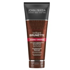 John Frieda Brilliant brunette shampoo visibly deeper (250 ml)