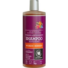 Urtekram Shampoo noordse bes normaal haar (500 ml)