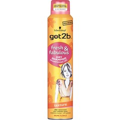 GOT2B Droogshampoo fresh & fabulous texture (200 ml)