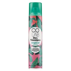 Colab Dry shampoo tropical (200 ml)