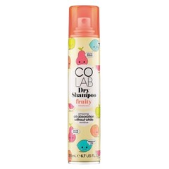 Colab Dry shampoo fruity (200 ml)