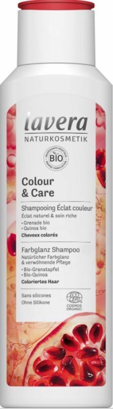 Lavera Shampoo colour & care F-D (250 ml)