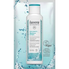 Lavera Sachet shampoo basis sensitiv moisture & care (5 ml)