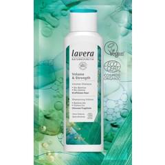 Lavera Sachet shampoo volume & strength (5 ml)