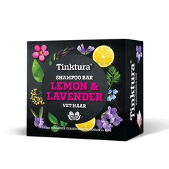 Tinktura Shampoo bar lemon/lavender (1 stuks)