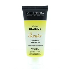 John Frieda Shampoo go blonder mini (50 ml)