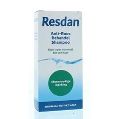 Resdan Shampoo normaal/vet mild (125 ml)
