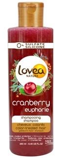 Lovea Lovea Cranberry shampoo (250 ml)