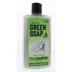 Marcel's GR Soap 2 in 1 Shampoo tonka & muguet (500 ml)