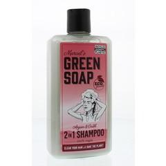 Marcel's GR Soap 2 in 1 Shampoo argan & oudh (500 ml)