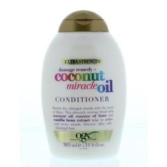 OGX Conditioner strengthening damage repair coconut (385 ml)