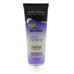 John Frieda Colour renew tone correcting zilver conditioner (250 ml)