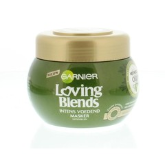 Garnier Loving blends masker olijf (300 ml)