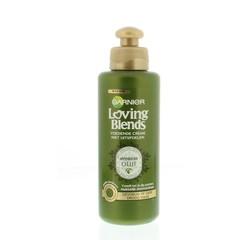 Garnier Loving blends leave in creme olijf (200 ml)
