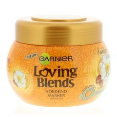 Garnier Loving blends masker argan & camelia (300 ml)